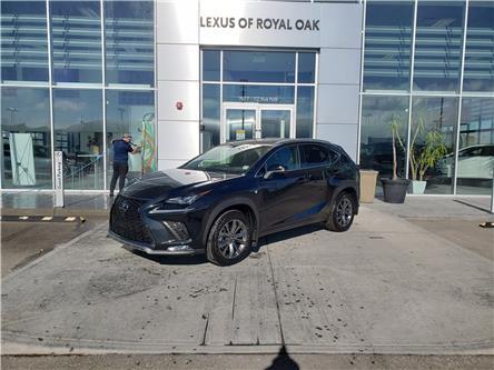 2021 Lexus NX 300 Base (Stk: L21343) in Calgary - Image 1 of 13