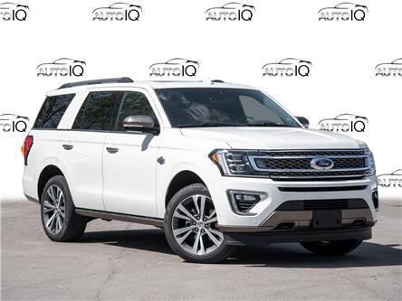 2021 Ford Expedition King Ranch (Stk: 21EX490) in St. Catharines - Image 1 of 27