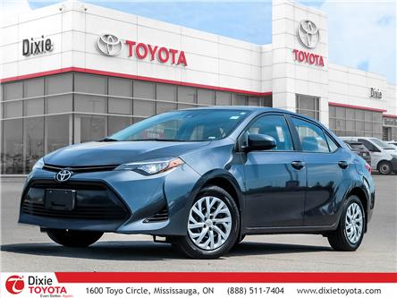 2017 Toyota Corolla LE (Stk: D210745A) in Mississauga - Image 1 of 27