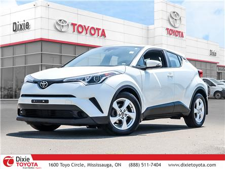 2018 Toyota C-HR XLE (Stk: D210678A) in Mississauga - Image 1 of 27