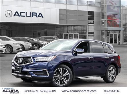 2020 Acura MDX Tech (Stk: 20157) in Burlington - Image 1 of 30