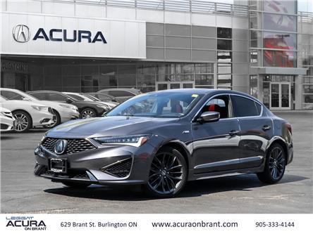 2020 Acura ILX Tech A-Spec (Stk: 20197) in Burlington - Image 1 of 30