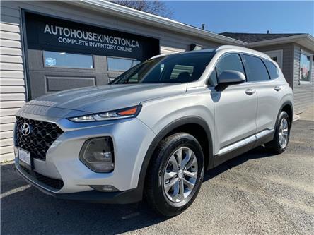 2019 Hyundai Santa Fe ESSENTIAL (Stk: 9028) in kingston - Image 1 of 21