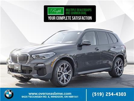 2021 BMW X5 xDrive40i (Stk: B8558) in Windsor - Image 1 of 20