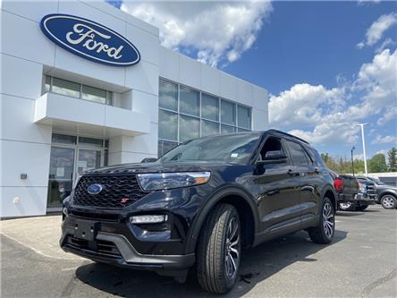 2021 Ford Explorer ST (Stk: 2185) in Perth - Image 1 of 21