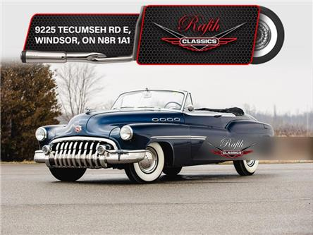 1950 Buick Roadmaster Convertible  (Stk: PM 7744) in Windsor - Image 1 of 30