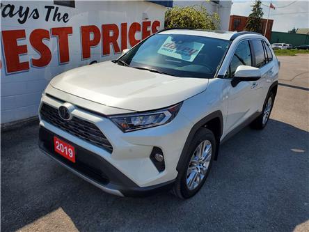 2019 Toyota RAV4 Limited (Stk: 21-238) in Oshawa - Image 1 of 19