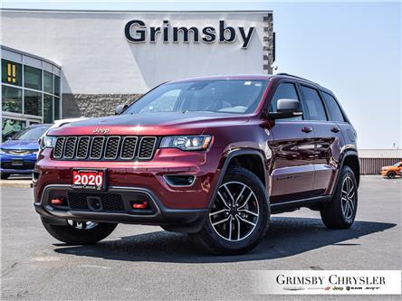 2020 Jeep Grand Cherokee Trailhawk (Stk: U5159) in Grimsby - Image 1 of 29