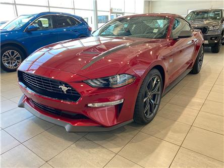 2021 Ford Mustang EcoBoost Premium (Stk: M-483) in Calgary - Image 1 of 5