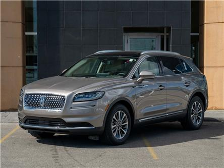 2021 Lincoln Nautilus Reserve (Stk: M-492) in Calgary - Image 1 of 7