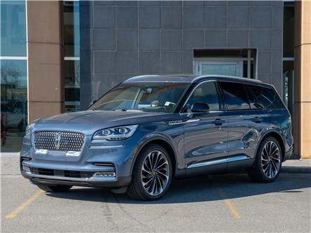 2021 Lincoln Aviator Reserve (Stk: M-573) in Calgary - Image 1 of 7
