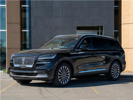 2021 Lincoln Aviator Reserve (Stk: M-863) in Calgary - Image 1 of 7