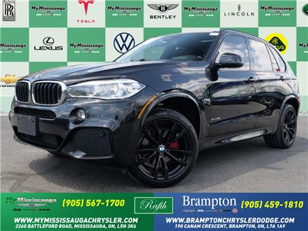 2017 BMW X5 xDrive35i (Stk: 1496) in Mississauga - Image 1 of 28