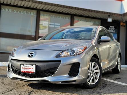 2012 Mazda Mazda3 GX (Stk: 2104119) in Waterloo - Image 1 of 19