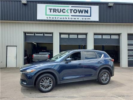 2018 Mazda CX-5 GS (Stk: T0237) in Smiths Falls - Image 1 of 21