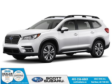 2021 Subaru Ascent Limited (Stk: 448701) in Red Deer - Image 1 of 10