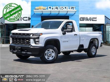2020 Chevrolet Silverado 2500HD Work Truck (Stk: 6348S) in Burlington - Image 1 of 24