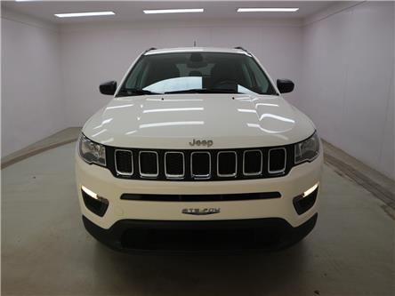 2018 Jeep Compass Sport (Stk: 1037U) in Quebec - Image 1 of 18