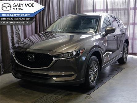 2018 Mazda CX-5 GS w/Comfort and i-ACTIVSENSE (Stk: MP10018) in Red Deer - Image 1 of 25
