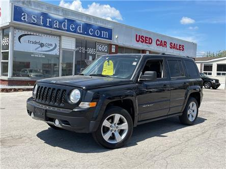 2014 Jeep Patriot Limited (Stk: 7267) in Hamilton - Image 1 of 17