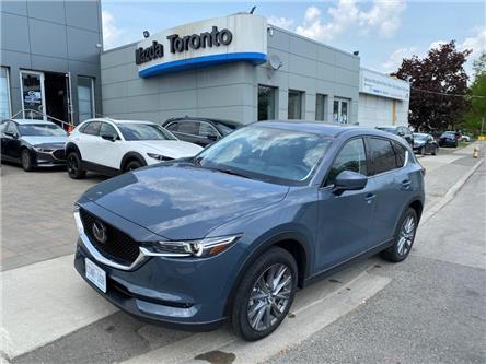 2021 Mazda CX-5 GT w-Turbo AWD (Stk: DEMO211013) in Toronto - Image 1 of 18
