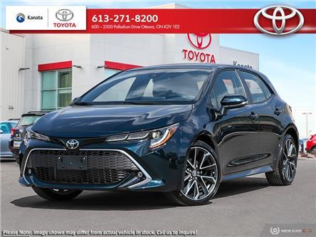 2021 Toyota Corolla Hatchback Base (Stk: 91157) in Ottawa - Image 1 of 23