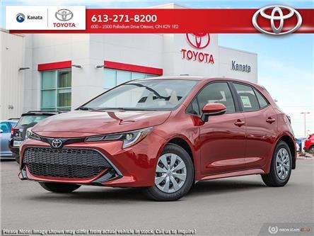 2021 Toyota Corolla Hatchback Base (Stk: 91144) in Ottawa - Image 1 of 24