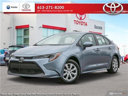2021 Toyota Corolla LE (Stk: 91153) in Ottawa - Image 1 of 24