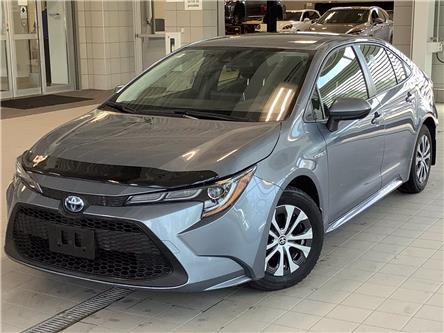 2020 Toyota Corolla Hybrid Base (Stk: P19426) in Kingston - Image 1 of 10