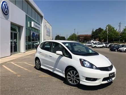2013 Honda Fit Sport (Stk: 98111A) in Toronto - Image 1 of 19
