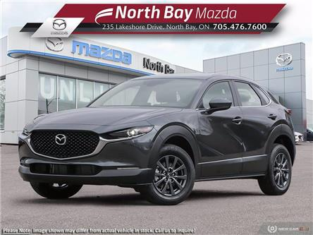 2021 Mazda CX-30 GX (Stk: 21177) in North Bay - Image 1 of 9