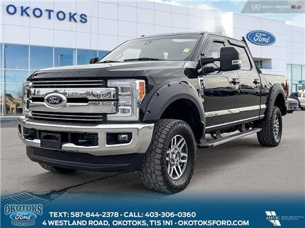 2017 Ford F-350 Lariat (Stk: B84119A) in Okotoks - Image 1 of 26