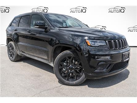 2021 Jeep Grand Cherokee Limited (Stk: 35078) in Barrie - Image 1 of 27