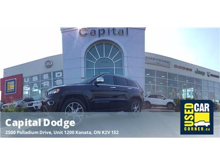 2020 Jeep Grand Cherokee Limited (Stk: P3179) in Kanata - Image 1 of 27