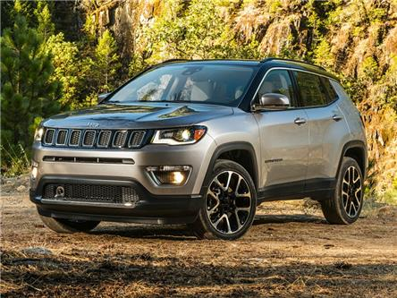 2021 Jeep Compass Trailhawk (Stk: ) in Sudbury - Image 1 of 2