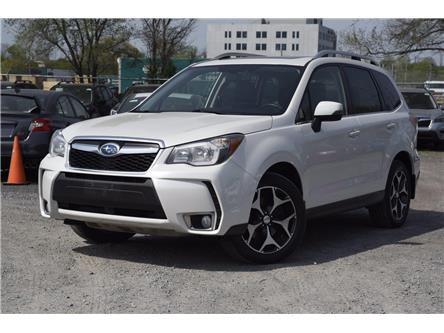 2015 Subaru Forester 2.0XT Touring (Stk: 18-P2510A) in Ottawa - Image 1 of 22