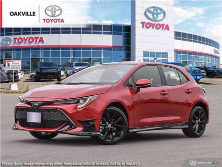 2021 Toyota Corolla Hatchback Base (Stk: 21155) in Oakville - Image 1 of 23
