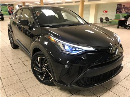 2021 Toyota C-HR Limited (Stk: 211009) in Calgary - Image 1 of 21