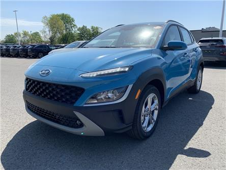 2022 Hyundai Kona 2.0L Essential (Stk: S22018) in Ottawa - Image 1 of 17