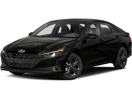 2021 Hyundai Elantra Preferred (Stk: 12405) in Saint John - Image 1 of 9