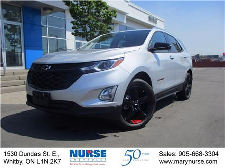 2021 Chevrolet Equinox Premier (Stk: 21T067) in Whitby - Image 1 of 28