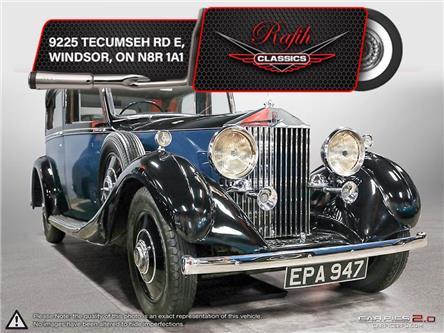 1936 Rolls-Royce Silver Spur - (Stk: PM5529) in Windsor - Image 1 of 19