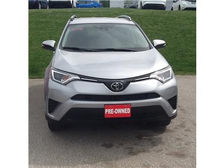 2018 Toyota RAV4 LE (Stk: p21073) in Owen Sound - Image 1 of 8