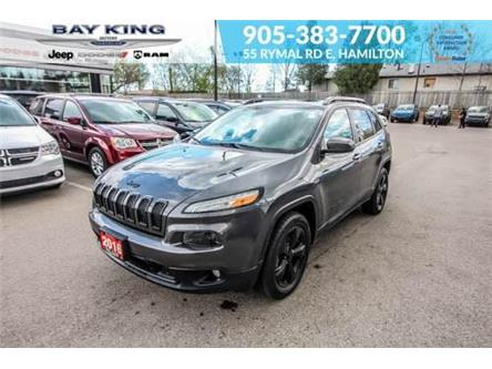 2016 Jeep Cherokee North (Stk: 7245A) in Hamilton - Image 1 of 24