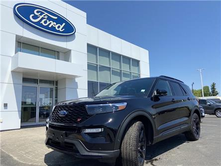 2021 Ford Explorer ST (Stk: 21137) in Perth - Image 1 of 21