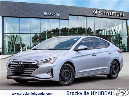 2020 Hyundai Elantra Preferred w/Sun & Safety Package (Stk: R21060A) in Brockville - Image 1 of 16