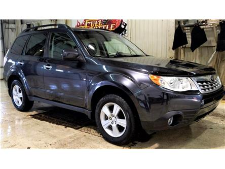 2011 Subaru Forester 2.5 X Limited Package (Stk: FT1168) in Saskatoon - Image 1 of 21