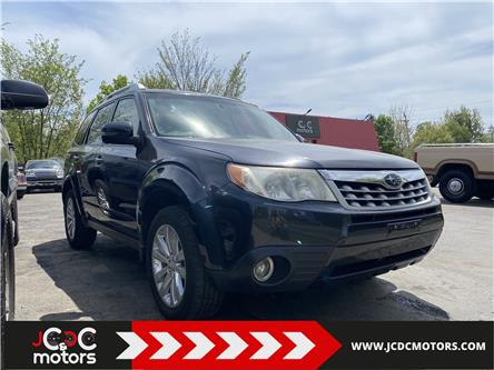 2012 Subaru Forester 2.5X (Stk: ) in Cobourg - Image 1 of 18