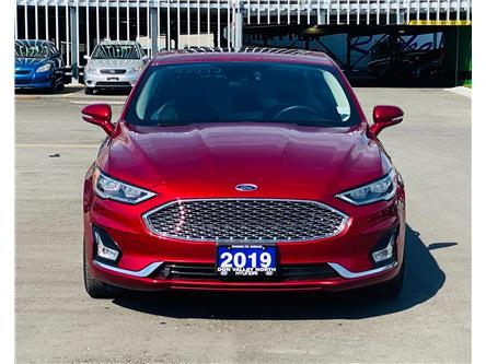 2019 Ford Fusion Hybrid Titanium (Stk: 9315H) in Markham - Image 1 of 15