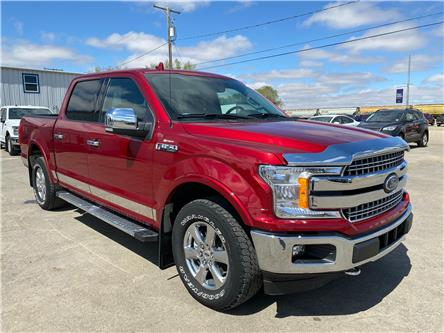 2018 Ford F-150 Lariat (Stk: 21163A) in Wilkie - Image 1 of 22